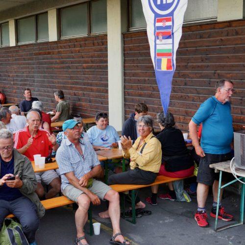 Montag, 2. Juli 2018 63. TID, Station LINZ, km 2133,5 links