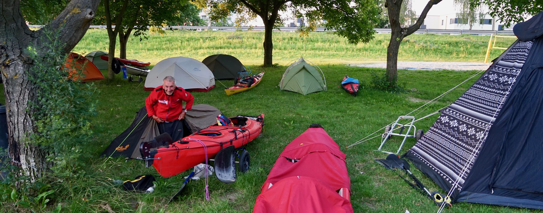 Freitag, 6. Juli 2018 63. TID, in Mautern, km 2003,5 rechts