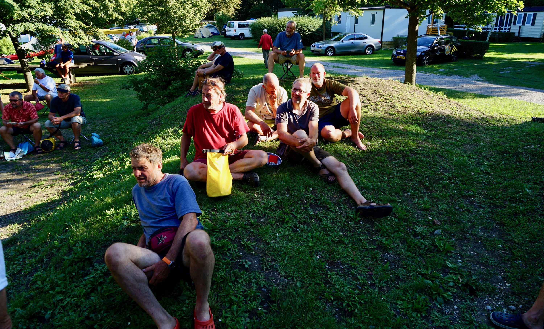Samstag, 7. Juli 2018 63. TID, in Tulln, km 1962,4 rechts