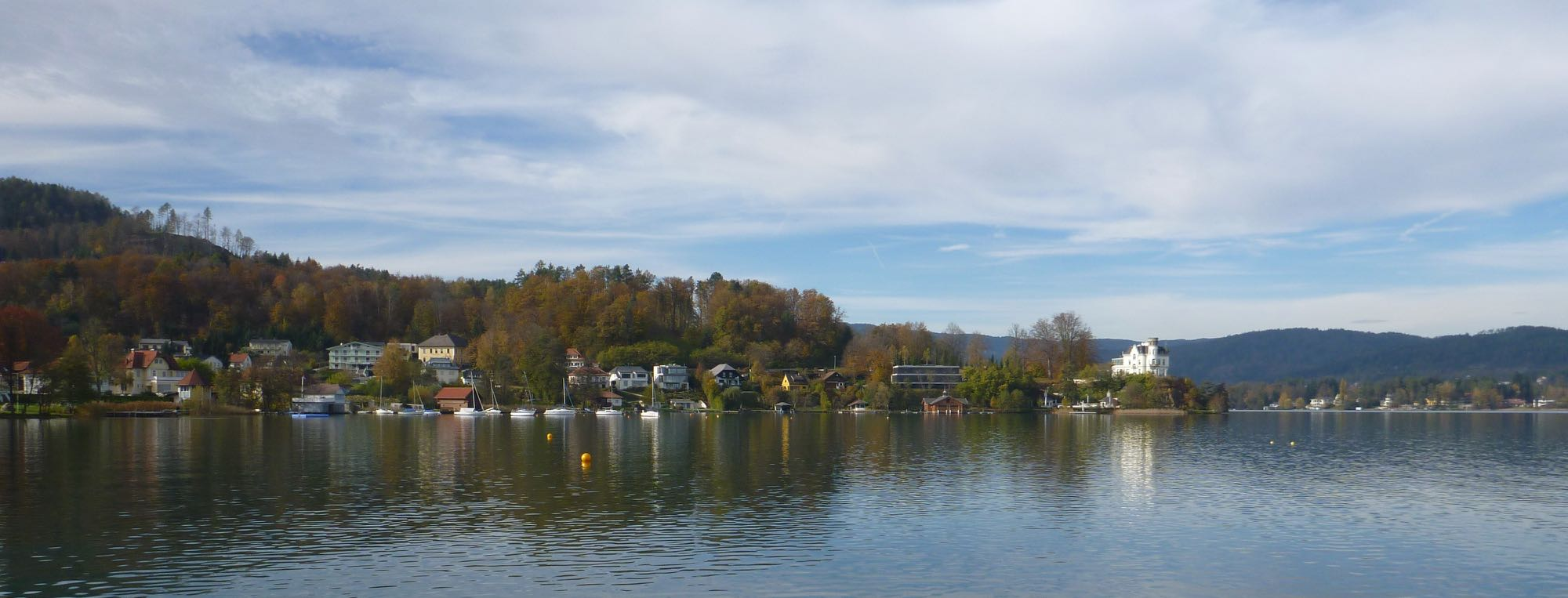 TID-Treffen 2017, 25. bis 29. Oktober mit viel Sonne am Wörthersee