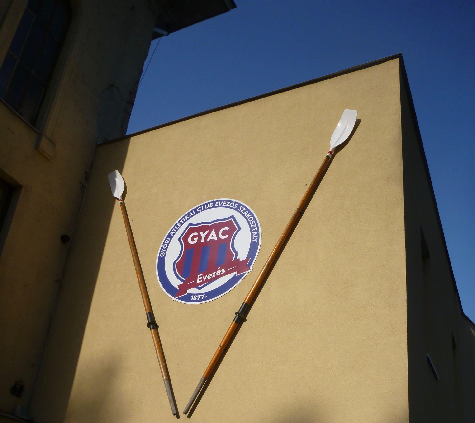 Daheim beim Ruderclub